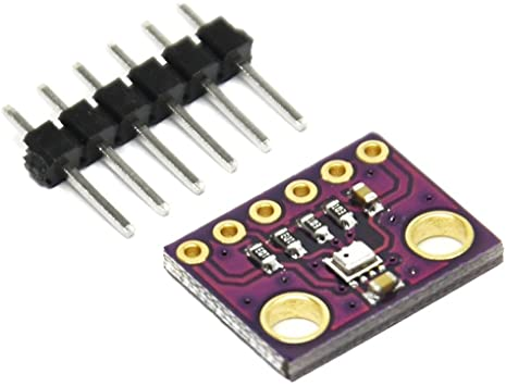 BME280 Chip and Pins
