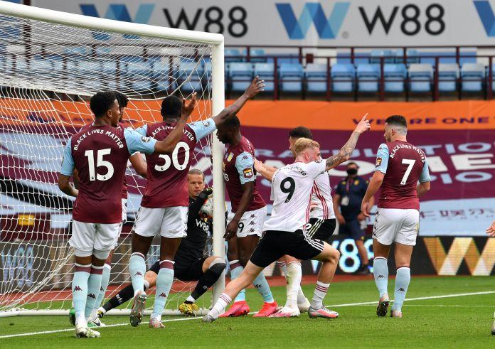 Aston Villa boss Dean Smith maintains trust in goal-line ...