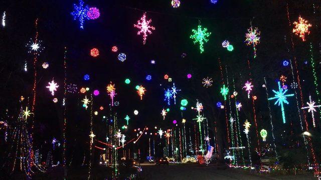 best christmas light displays around