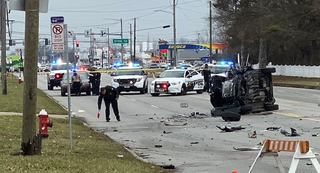 Driver Identified In Fatal Hill Ave Crash