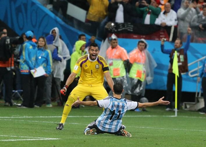 Emocionante: Hace cuatro años Argentina se clasificaba a la final ...