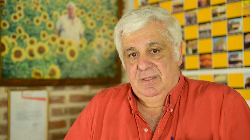 """Alberto Samid: """"A la juventud le digo: luchen acá, saquen a todos los corruptos y van a ver que somos el país más rico del mundo"""" - Infobae"""