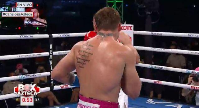 (Foto: Captura de pantalla - Box Azteca)