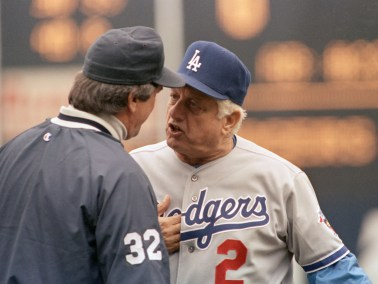 Legendary Dodgers Manager Tommy Lasorda dies at 93 - OPB