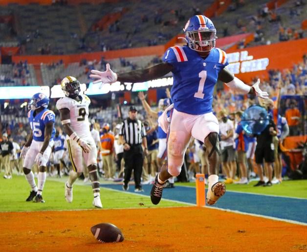 NFL draft profile: Kadarius Toney of Florida - Chicago Tribune