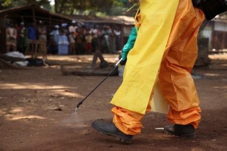 Guinea Declares End to February Ebola Outbreak that Killed 12