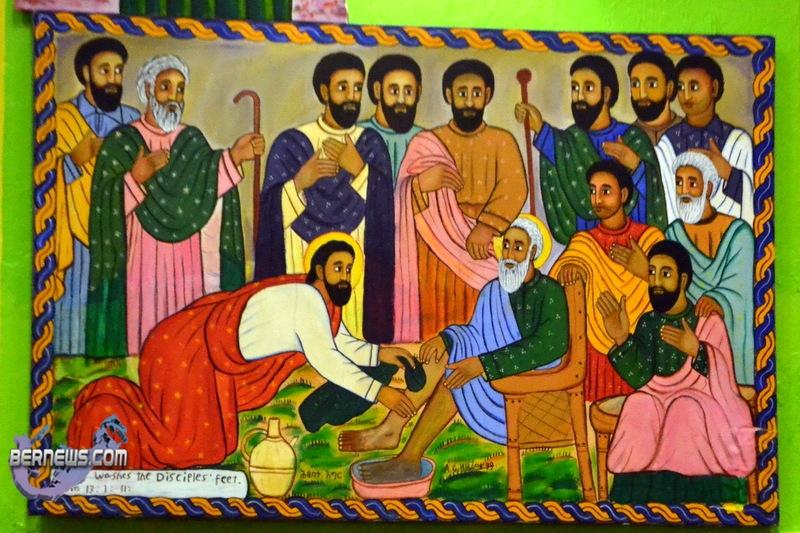 PhotosVideo Ethiopian Orthodox Church Icons