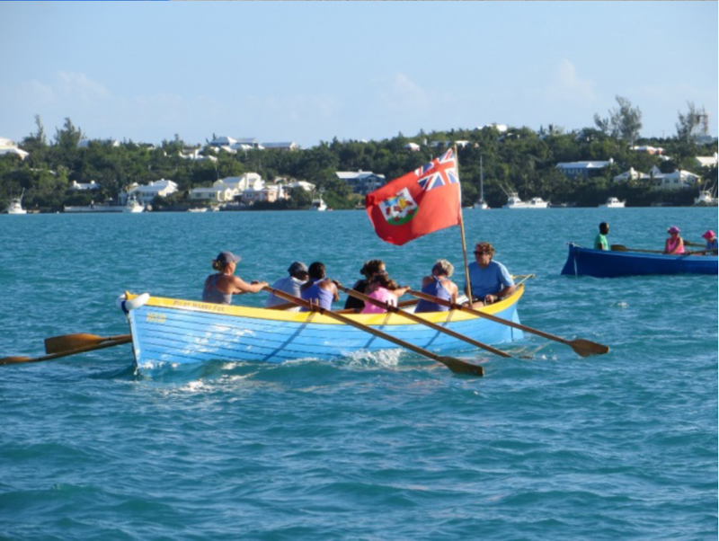 Bermuda Pilot Gig Club To Compete In England Bernews