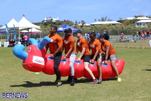 Photos & Video: Xtreme Sports Games At NSC - Bernews