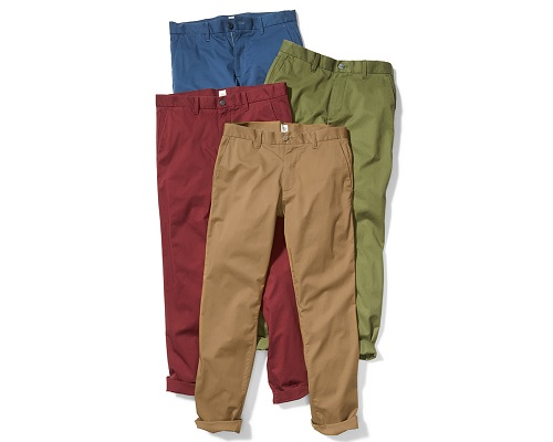 GAP Lightweight Khakis