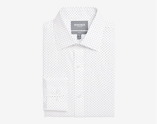 Bonobos Daily Grind Limited Edition Dot Shirt