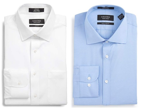 Nordstrom Trim Dress Shirts