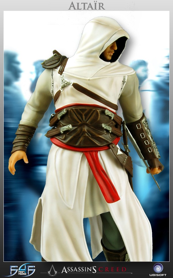 Altair - Vinyl Figure - Assassins Creed - Legacy
