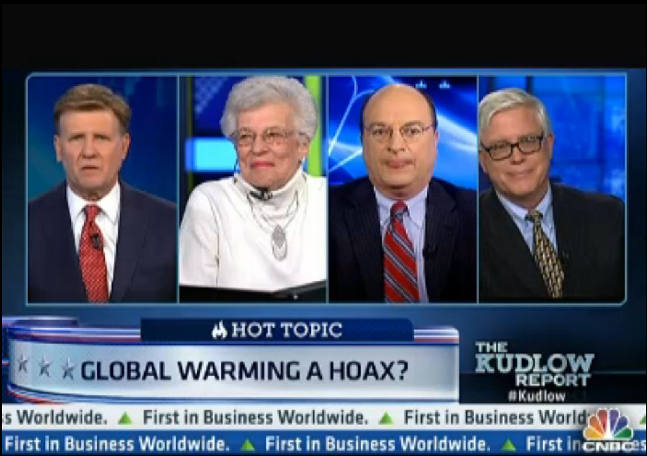 Business Journalists: Climate Change Deniers Have No Place in Our Reporting  | Media Matters for America