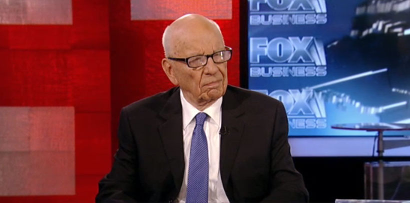 Image result for fox news murdoch