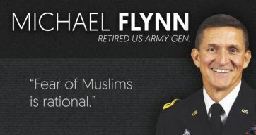 Mike Flynn, National Security Adviser