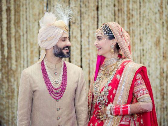Wedding Pic - #Sonamkishadi