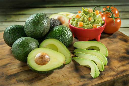 Avocados are a popular food in the ketogenic diet