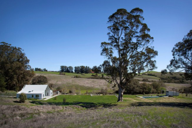 Press kit | 2146-01 - Press release | Hupomone Ranch - Turnbull Griffin Haesloop - Residential Architecture - Photo credit: © David Wakely