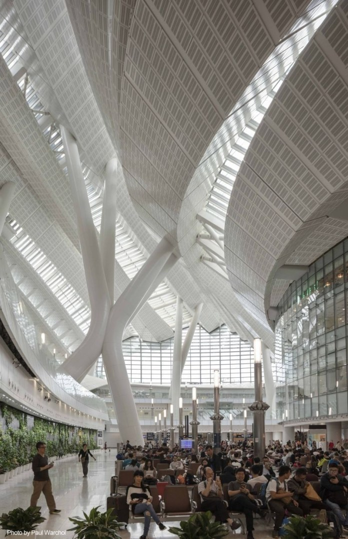 Press kit | 1968-13 - Press release | Architecture MasterPrize 2019 Winners Announced - Architecture MasterPrize - Commercial Architecture - HONG KONG WEST KOWLOON STATION by Aedas - Photo credit: HONG KONG WEST KOWLOON STATION by Aedas