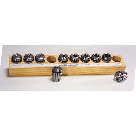 Erickson 25Ers000set1 Er25 Collet Set 1/16-5/8 (10/Set) | eBay