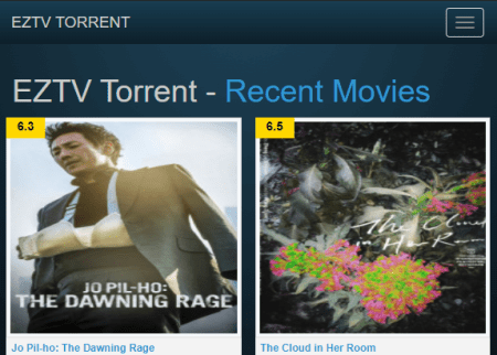 EZTV Movies and Series Download
