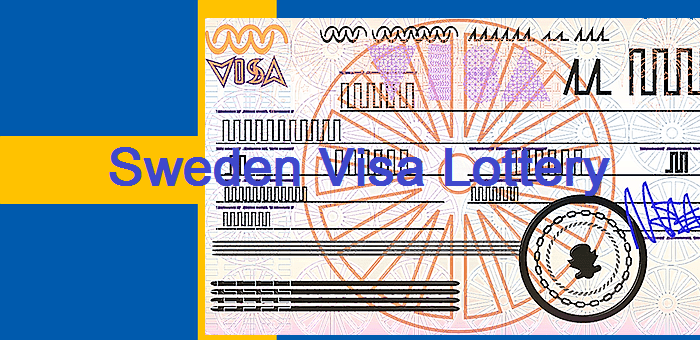 Sweden Visa Lottery