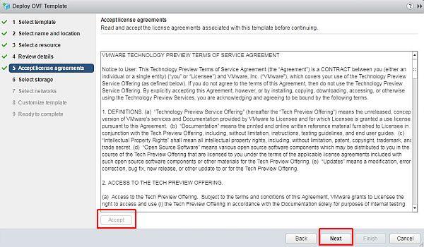 vSphere HTML5 Web Client Fling - License