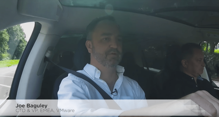 VMware Carpool Tech Talk - Joe Baguley