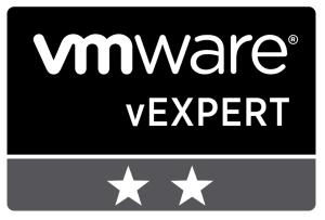 VMware vExpert 2019 and 2019
