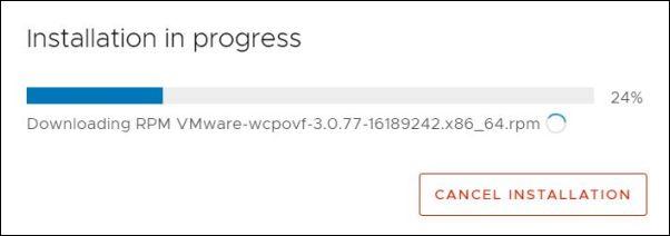 vCenter Server 7.0.0a - Installing