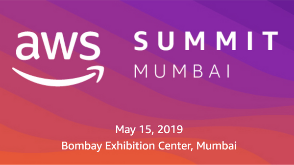 CloudHedge to Attend AWS Summit Mumbai 2019