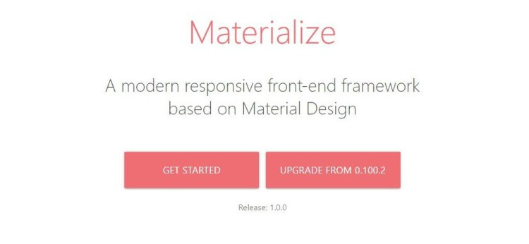 the Materialize website