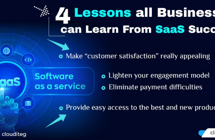 Four Lessons all Businesses can Learn From SaaS Success