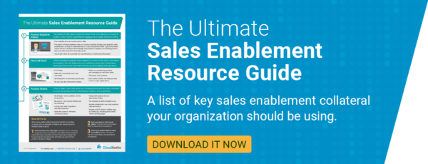The Ultimate Sales Enablement Resource Guide