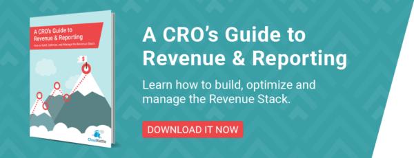 A CRO's Guide to Revenue & Reporting