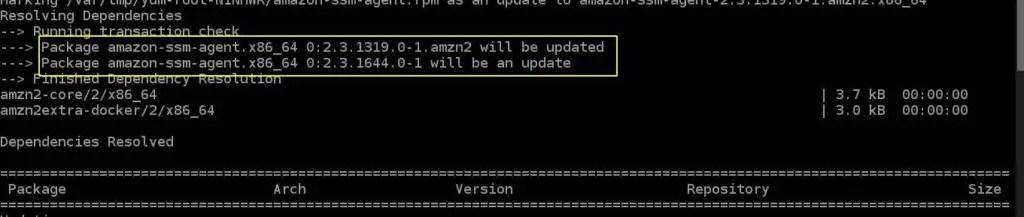 install-upgrade-aws-ssm-agent