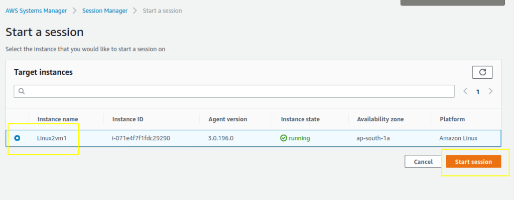 start-session-manager-to-connect-ec2-instance