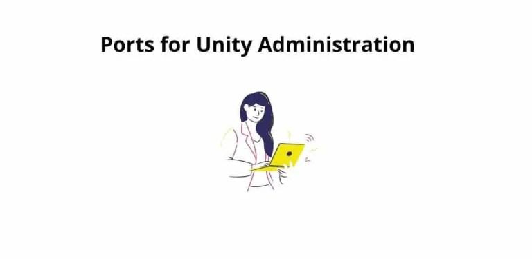 Dell-EMC-unity-administration-ports
