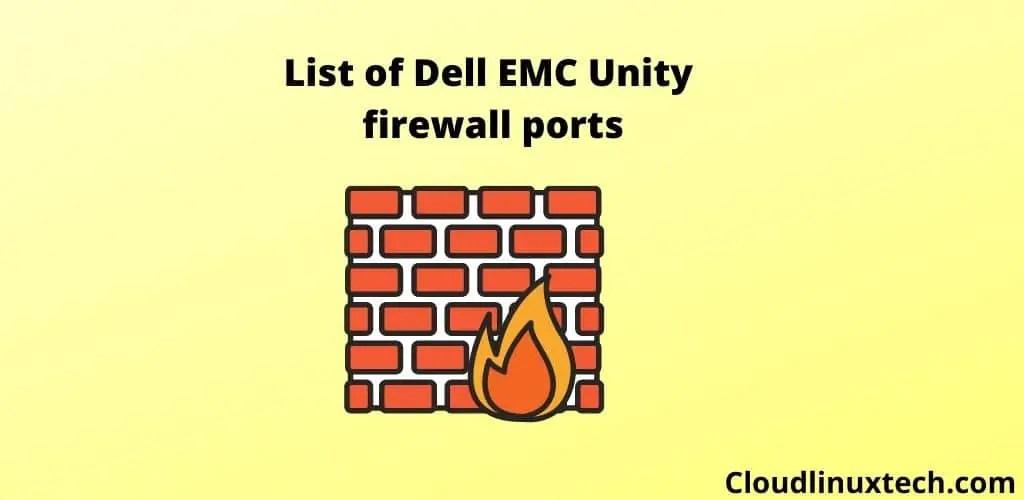 Dell-EMC-Unity-Ports