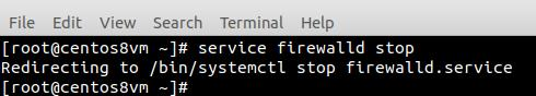 stop-firewall-on-centos8