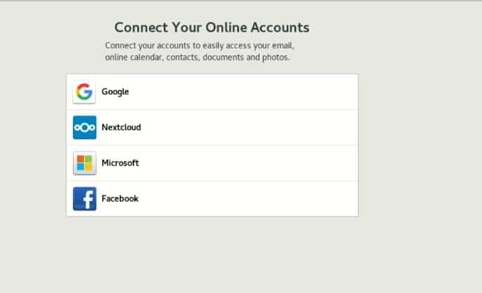 Connect-your-online-accounts-centos-8