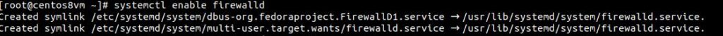 how-to-enable-firewall-on-centos8
