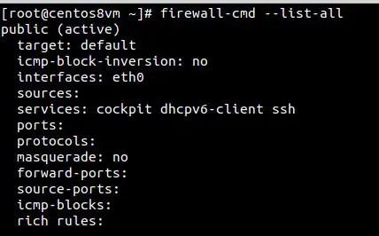 check-existing-firewall-setting-centos