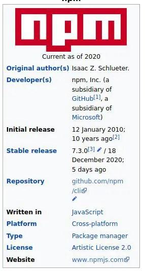 npm-details-wiki
