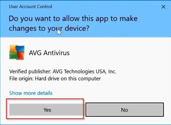 allow-avg-clear-exe-access