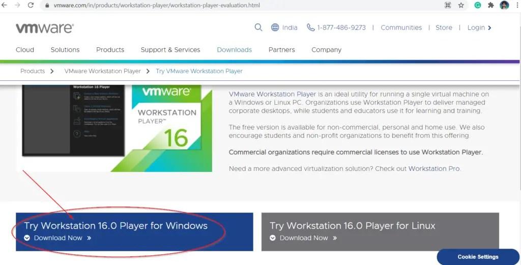 Download-VMware-workstation-16