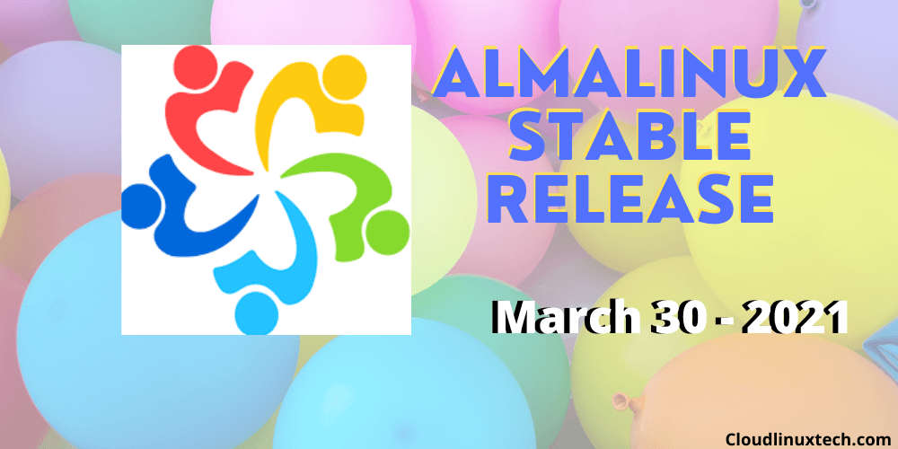 AlmaLinux Stable release 1
