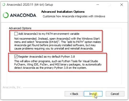 Choose-advanced-options-of-Anaconda