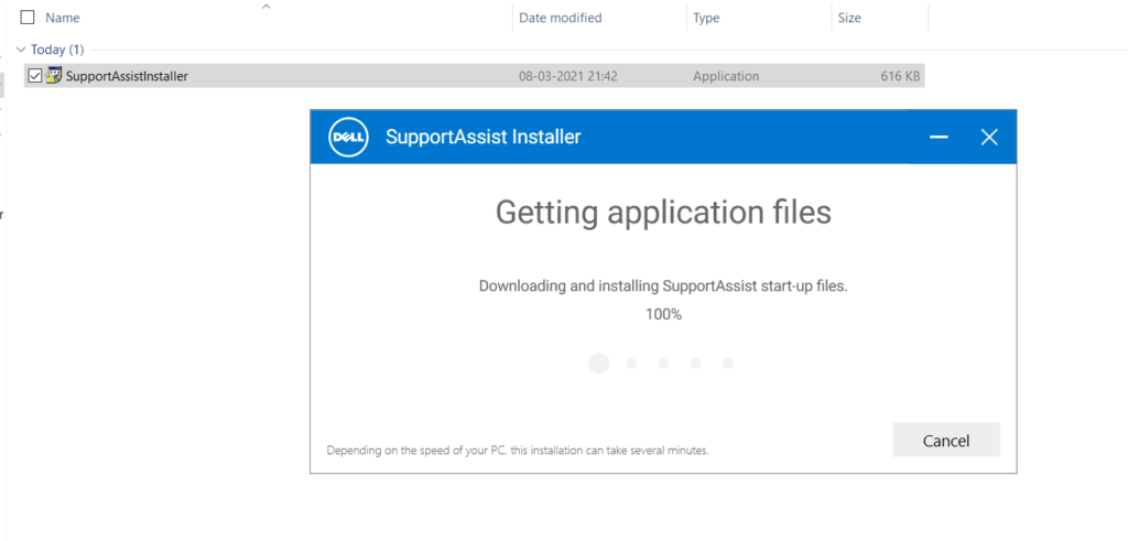 Install-dell-support-assistant-windows-10